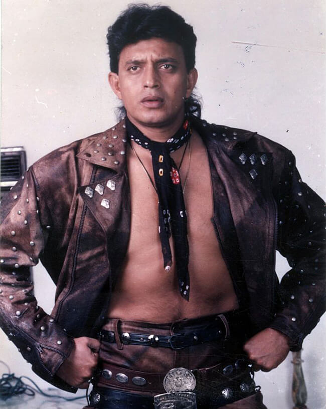 Mithun Chakraborty Heigh Weight