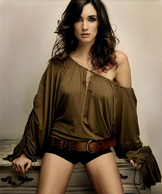Paz Vega Body Measurements Weight
