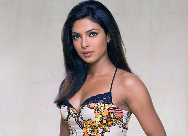 Priyanka Chopra Body Measurements Weight