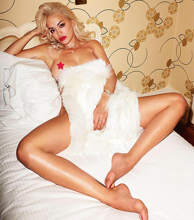 Rita Ora Sexy Photos