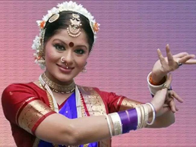 Sudha Chandran Bra Size