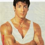 Sylvester Stallone Body Measurement