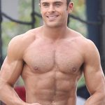 Zac Efron Body Measurement