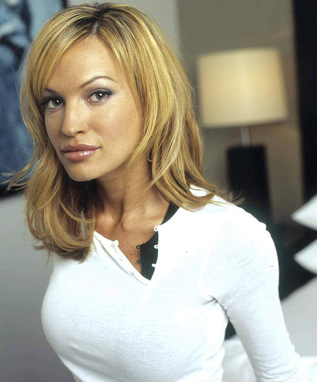Jolene Blalock Body Measurements Weight
