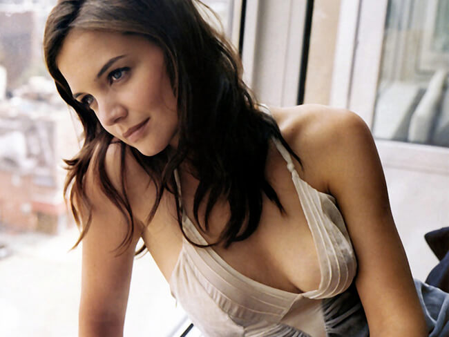 Katie Holmes Breast Sizes