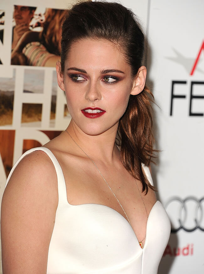Kristen Stewart Body Measurements
