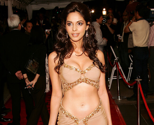 Mallika Sherawat Sexy Body Measurements