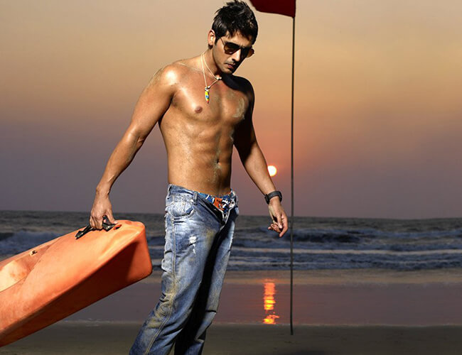 Zayed Khan Hot Pics